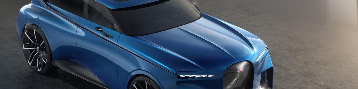 Este SUV Bugatti é um sonho  Mas tem um problema – Observador