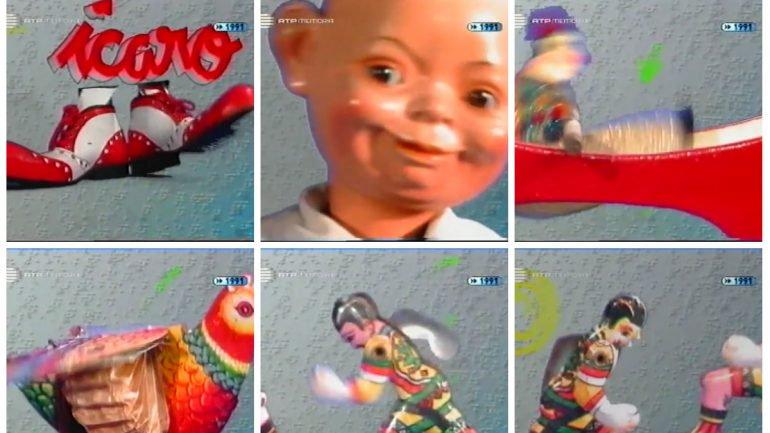 10 Tesourinhos Da Produção Infantil Da Rtp Observador