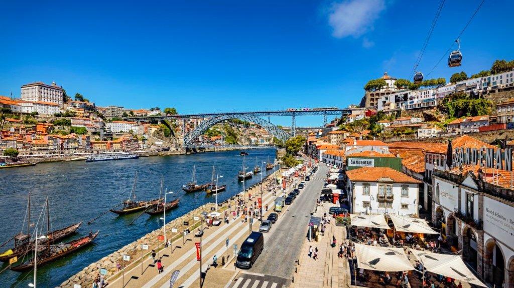 Ville de Porto - Portugal