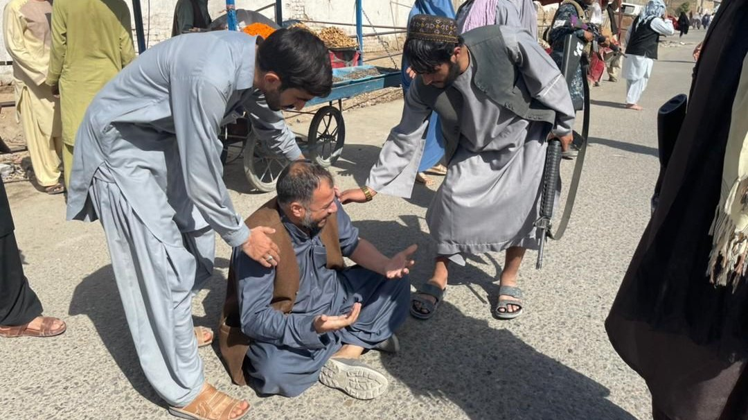 Bomb blast at Shia mosque in Afghan province of Kandahar