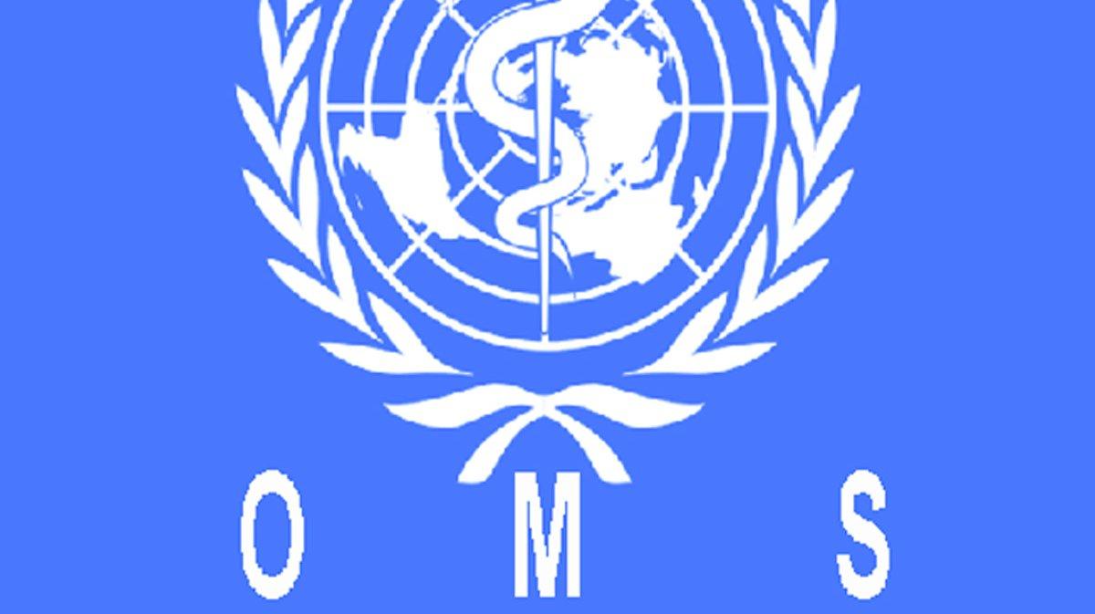 Logotipo da Organização Mundial de Saúde - OMS