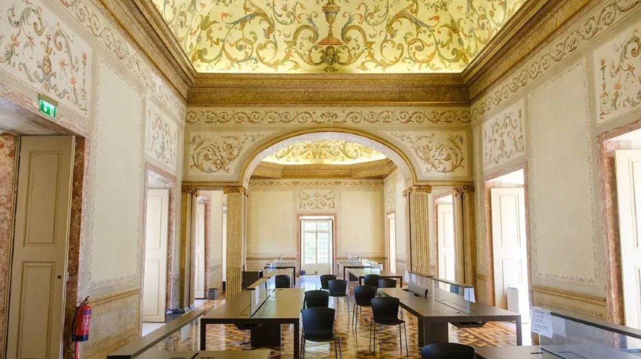 Sala Agustina Bessa-Luís - Biblioteca Palácio Galveias