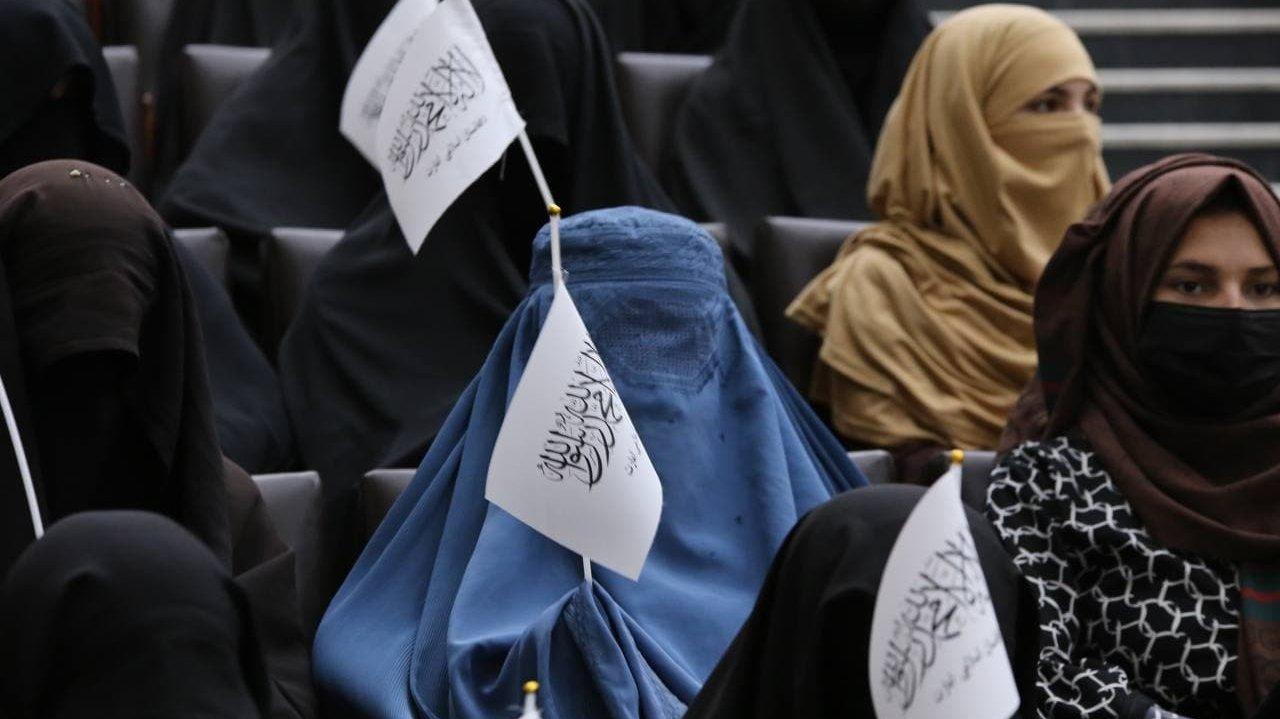 Taliban support program at Kabul Education University