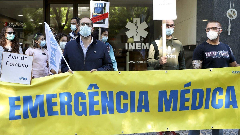 Técnicos de emergência médica