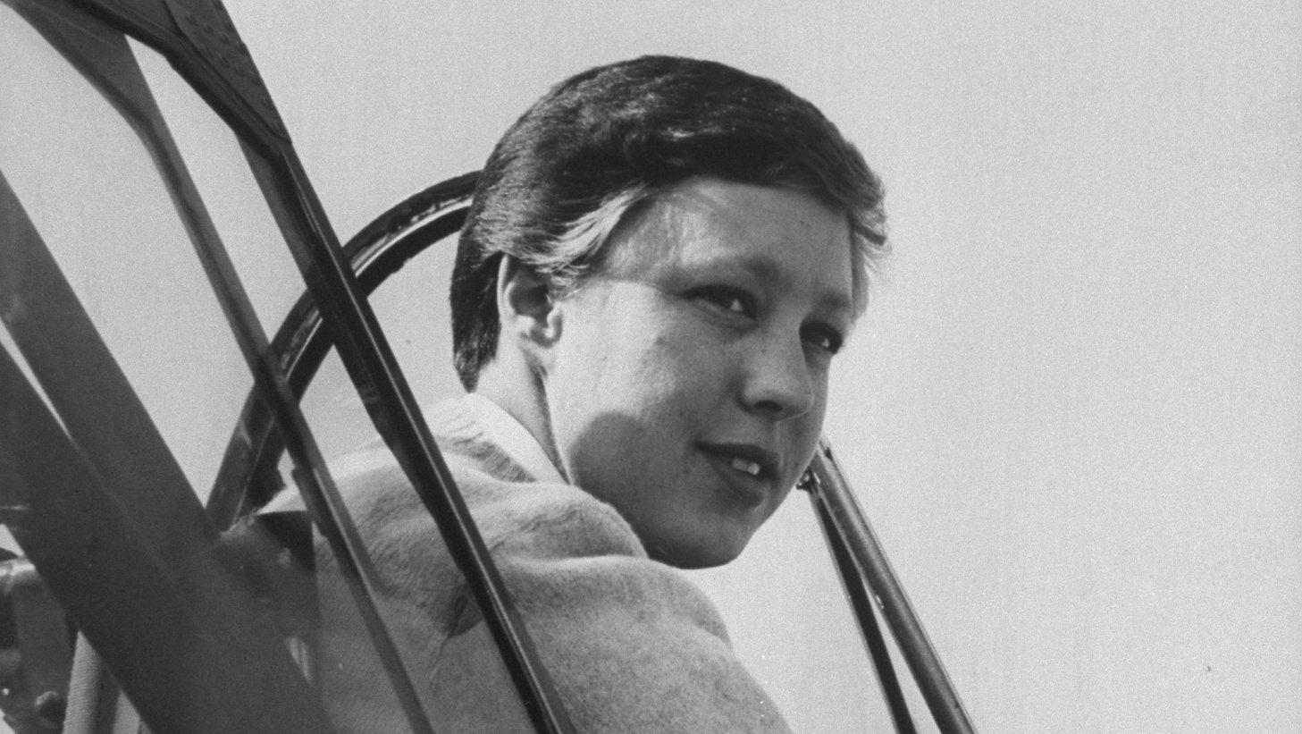 Mary Wallace Funk