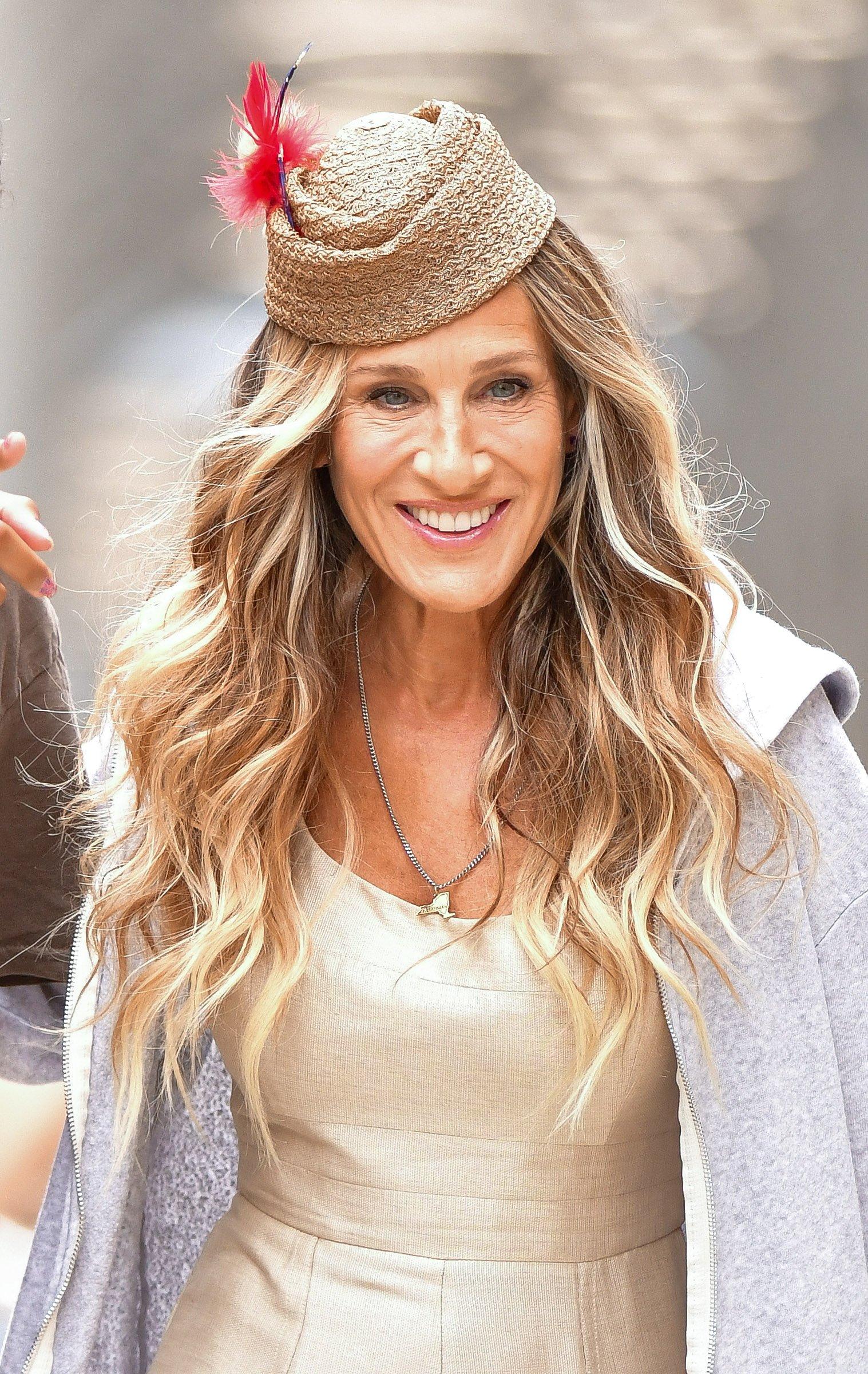 Celebrity Sightings In New York City - July 14, 2021
