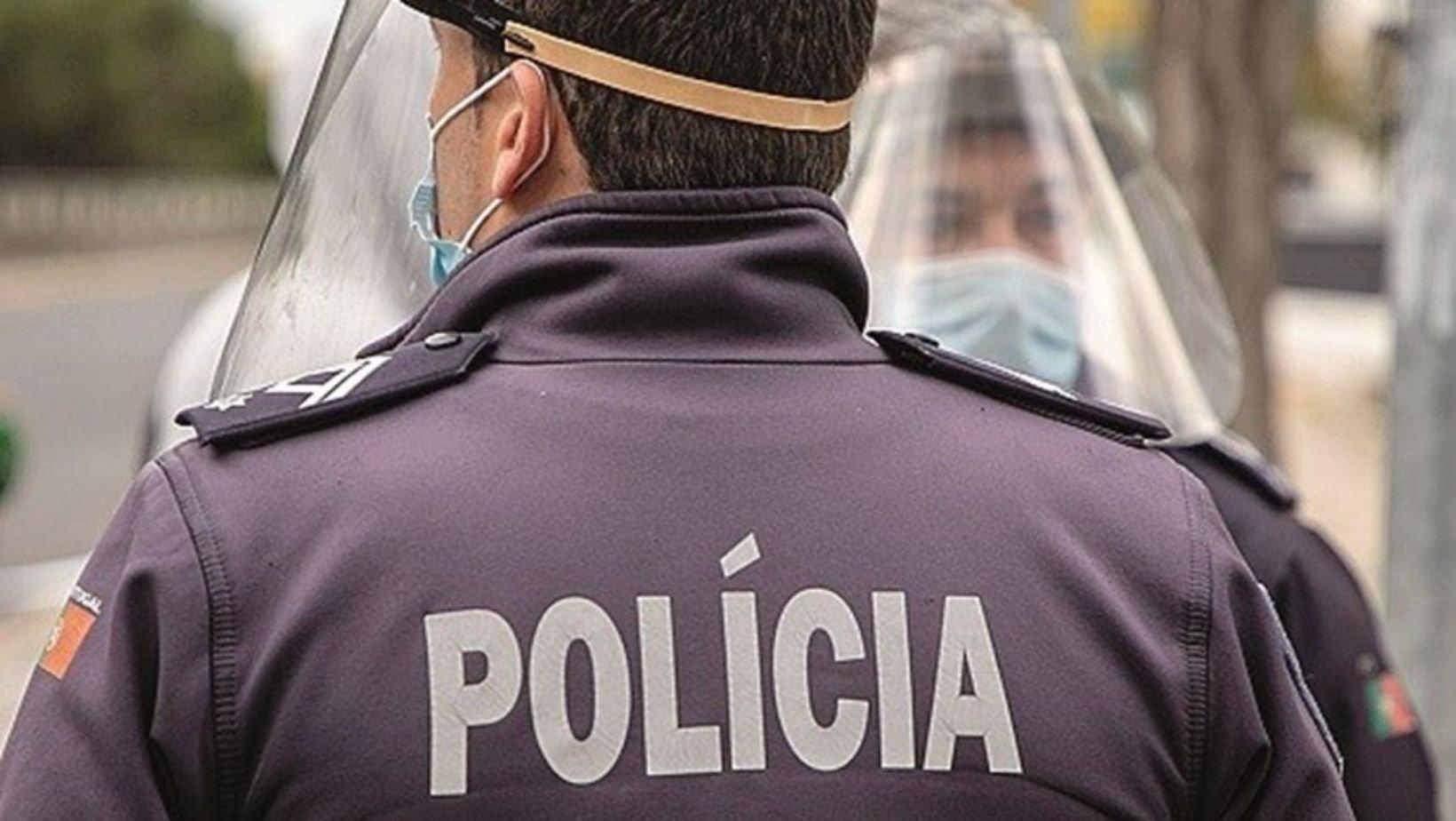 PSP policia fotografia geral