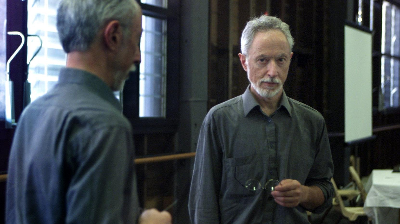 Author J.M Coetzee, 6 January 2003. THE SMH Picture by EDWINA PICKLES