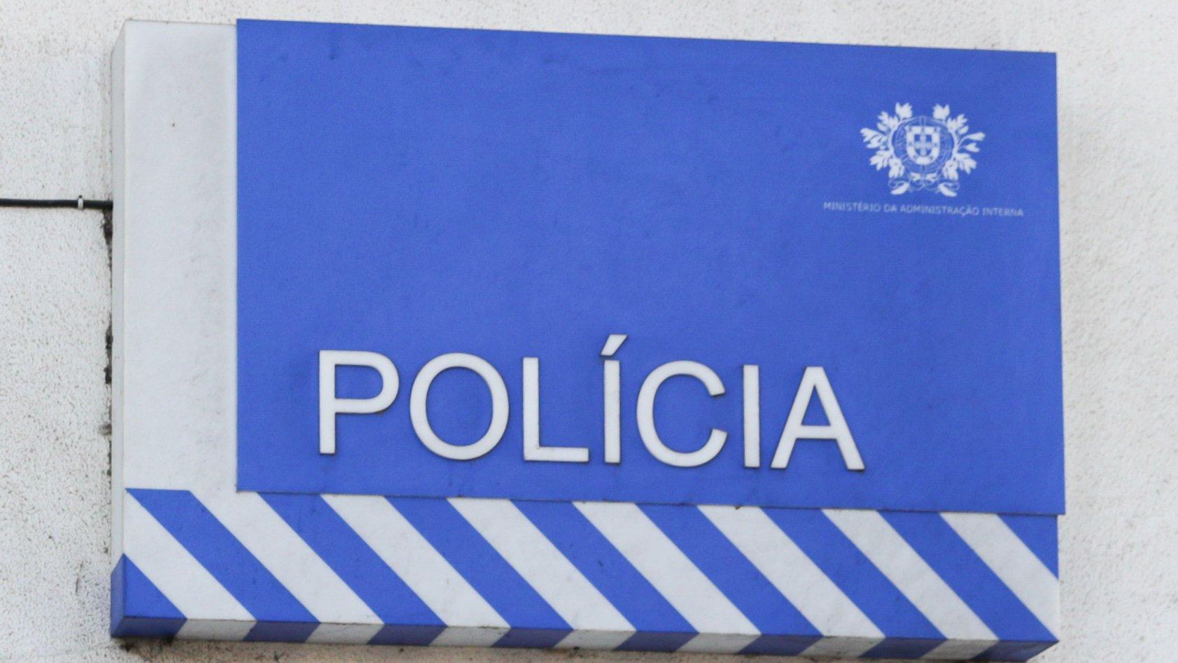 Comando Distrital da PSP em Santarém, 13 de janeiro de 2021. TIAGO PETINGA/LUSA