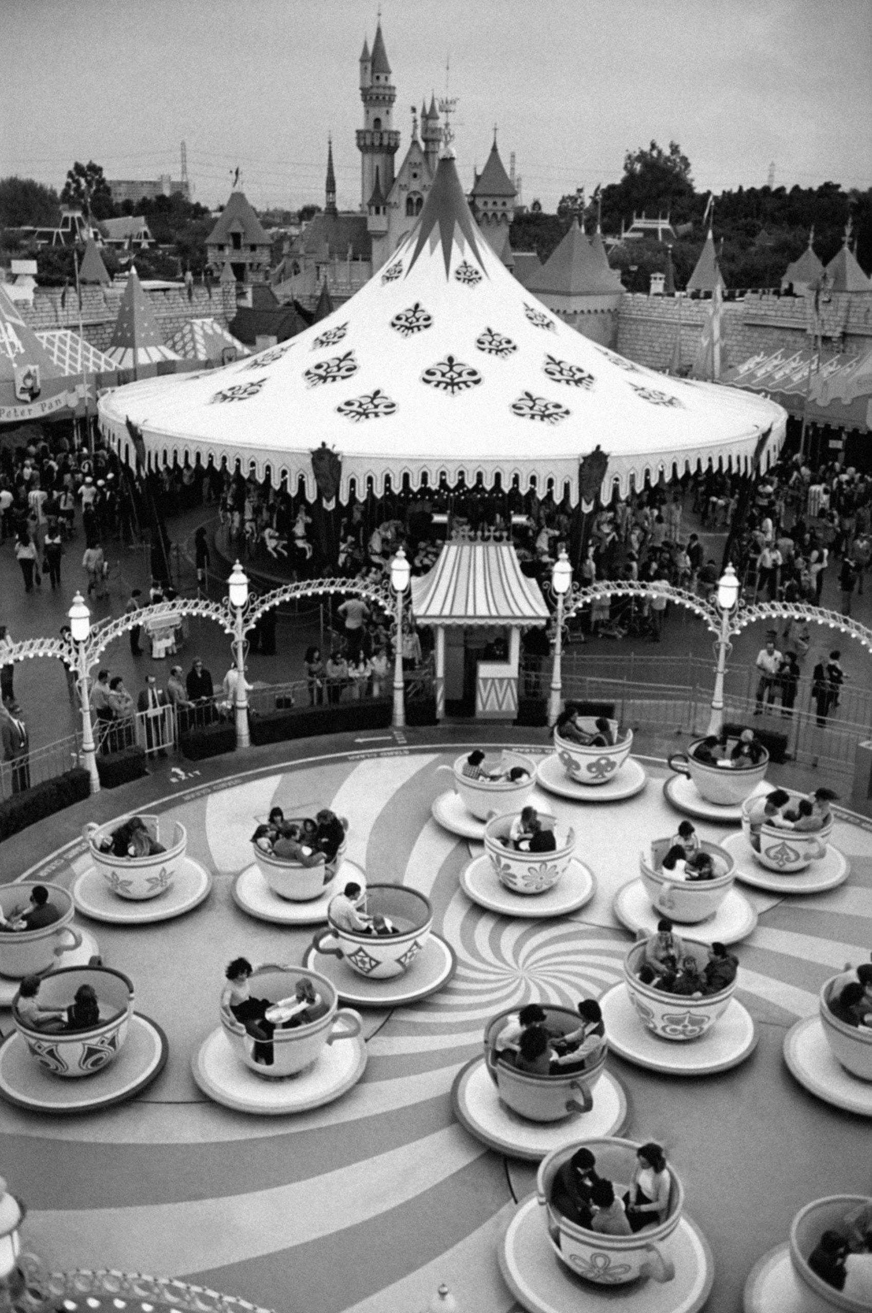 ?Disneyland Park? à Anaheim