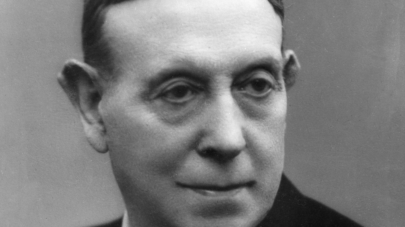 Egas Moniz (1874-1955), Portuguese surgeon. Nobel