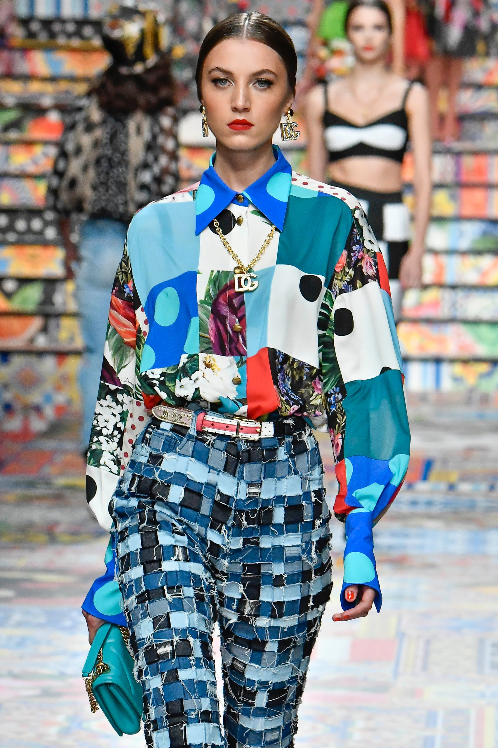 Dolce & Gabbana - Runway - Milan Fashion Week Spring/Summer 2021