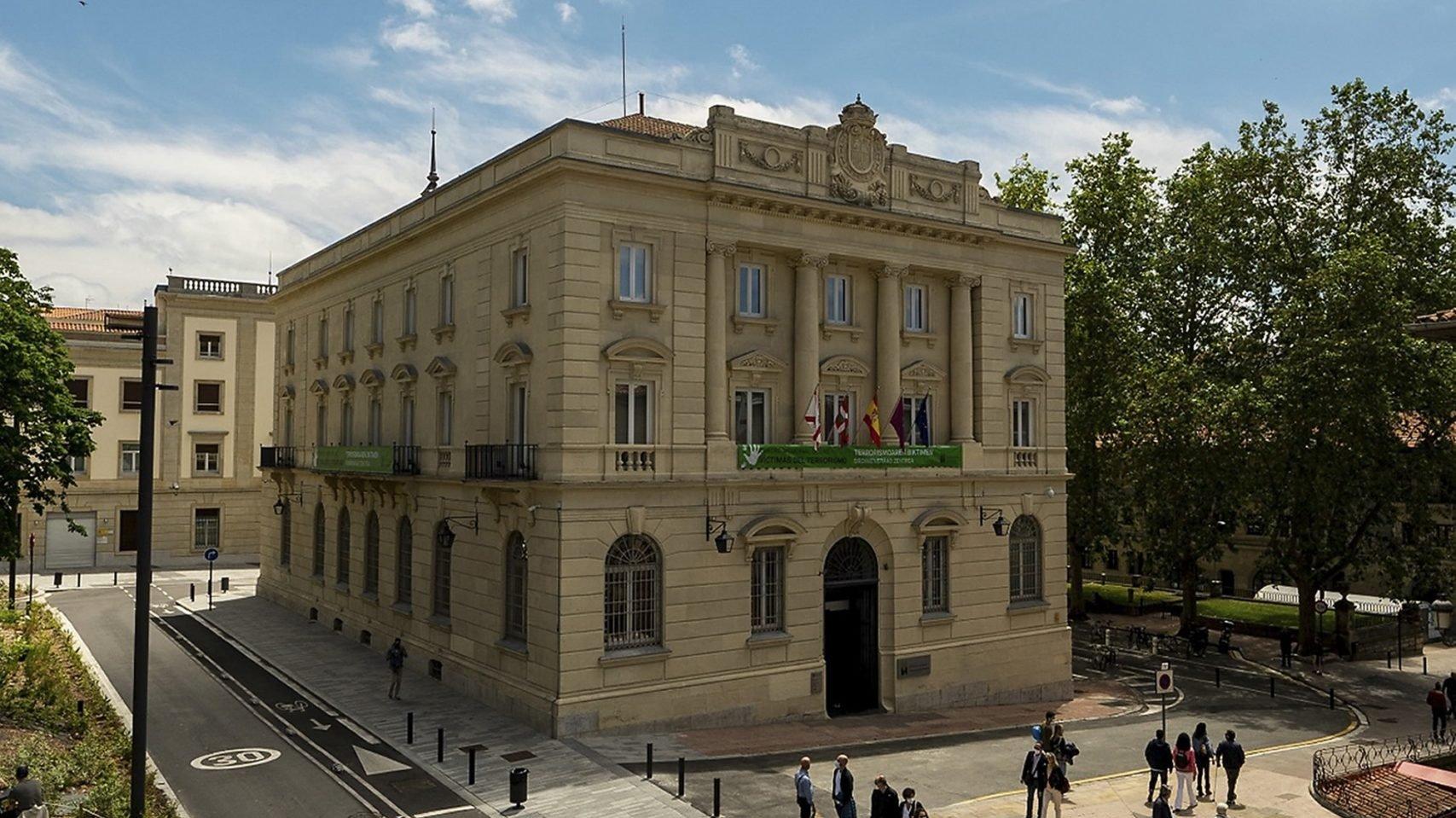 Um centro memorial em Vitória, no País Basco, inaugurado recentemente está a revelar a forma como a ETA tratava as suas vítimas mortais. O centro foi inaugurado em 02 de junho passado pelos reis de Espanha numa cerimónia em que também assistiram o primeiro-ministro, Pedro Sánchez, e o Lehendakari (presidente do País Basco), Inigo Urkullu, do Partido Nacionalista Basco, 17 de julho de 2021. (ACOMPANHA TEXTO). DAVID ARMENGOU / LUSA