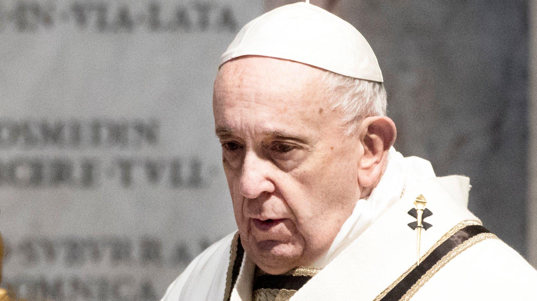 Epiphany Mass At Vatican