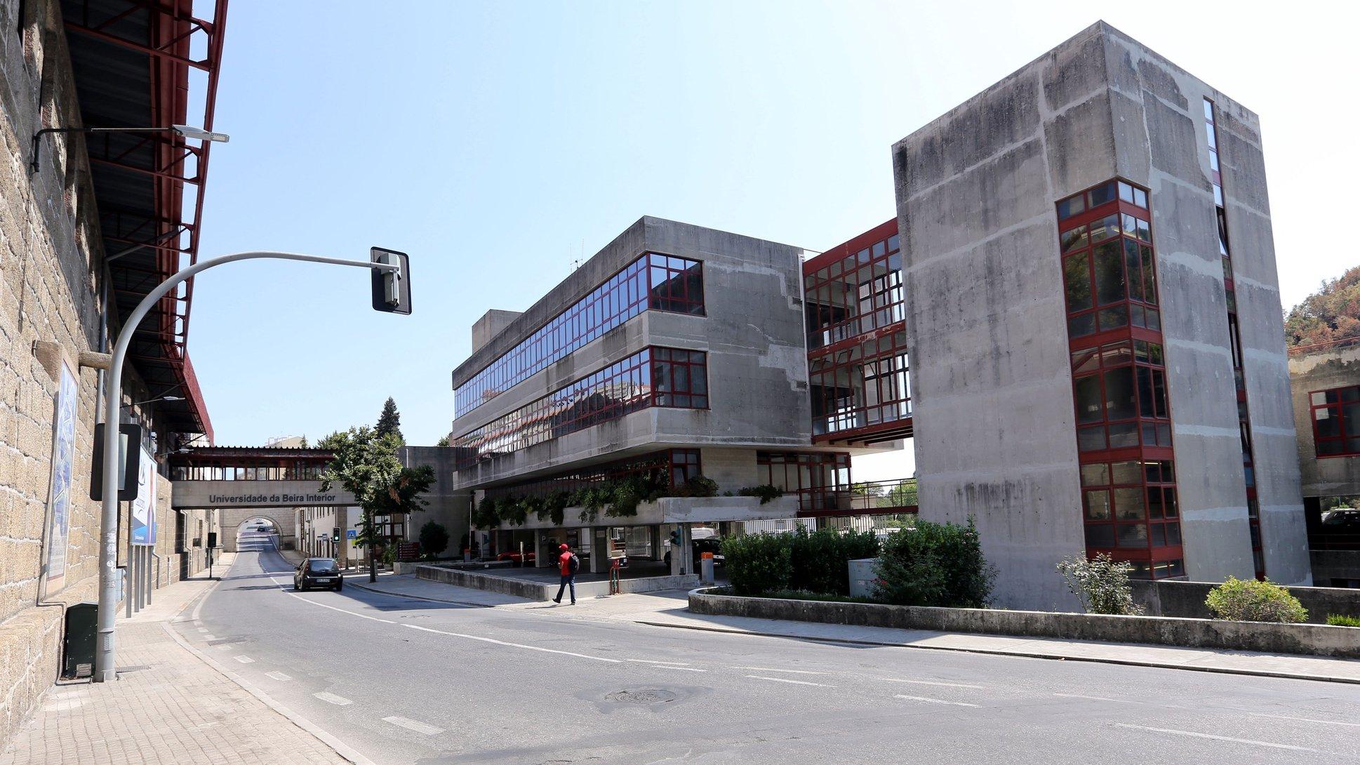 Universidade da Beira Interior, na Covilhã, 08 de setembro de 2017. ANTÓNIO JOSÉ/LUSA