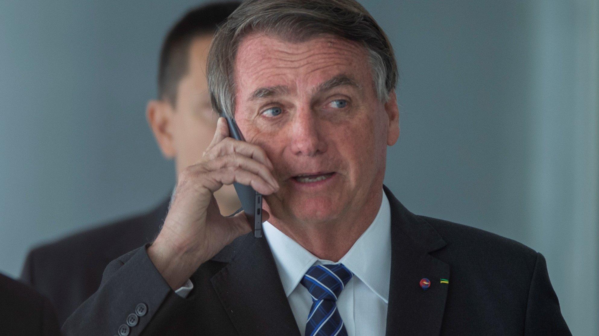 Ivan Duque visita brazil, e é acompanhado por Jair Bolsonaro