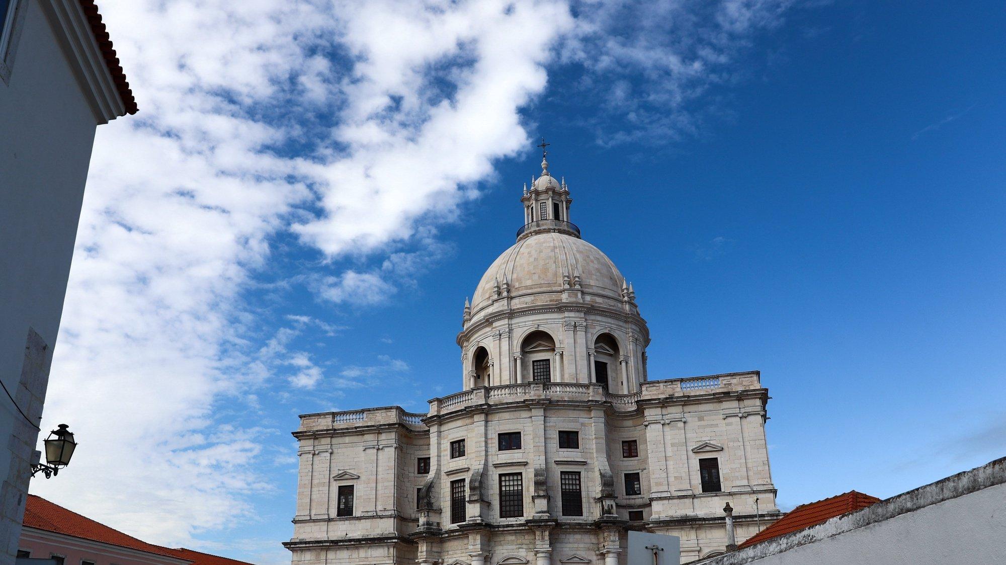 Igreja de Santa Engrácia / Panteão Nacional, Lisboa, 24 de junho de 2019. ANTÓNIO COTRIM/LUSA