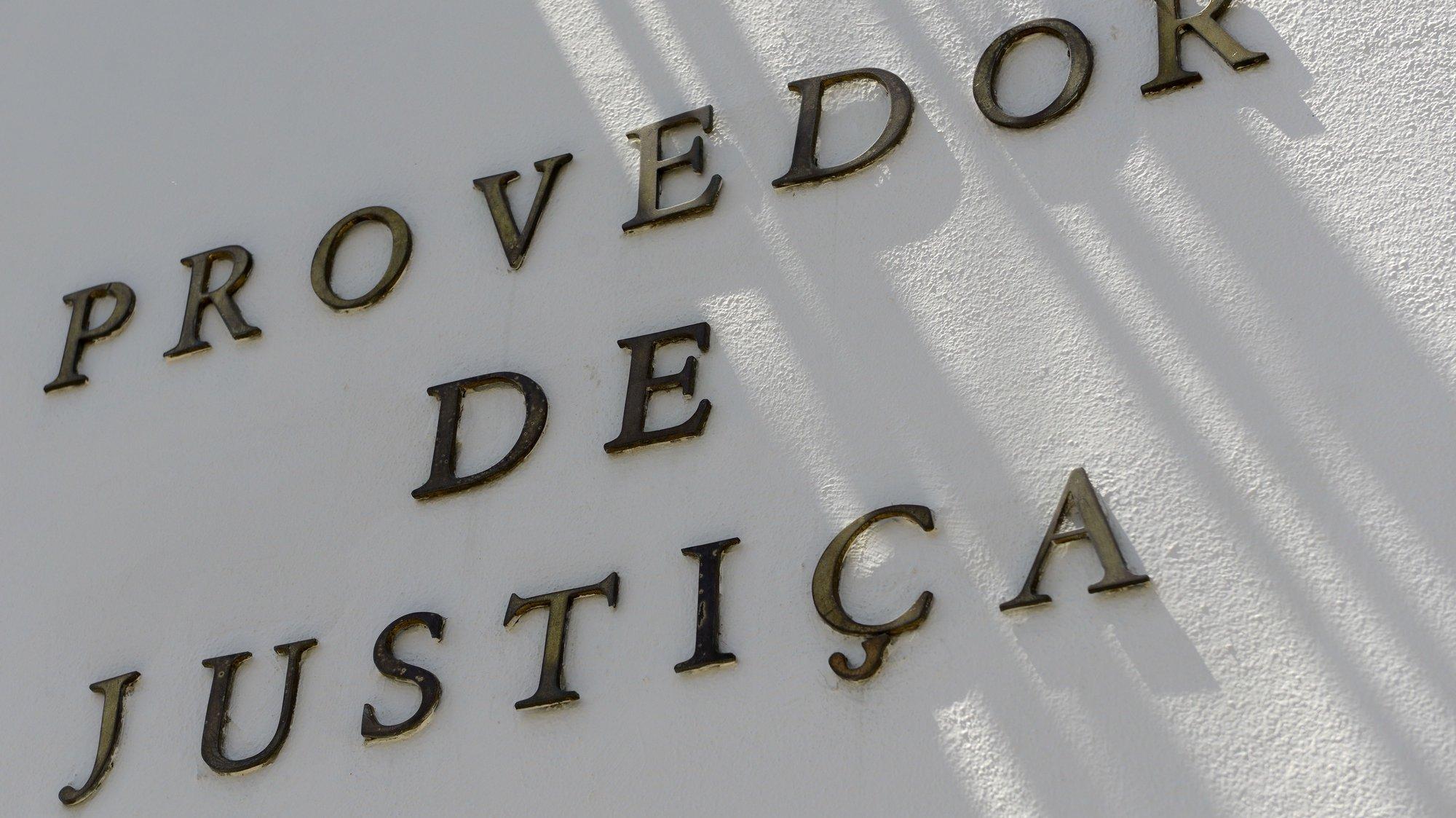 Provedoria de Justiça, 14 maio 2013, em Lisboa.   JOÃO CORDEIRO