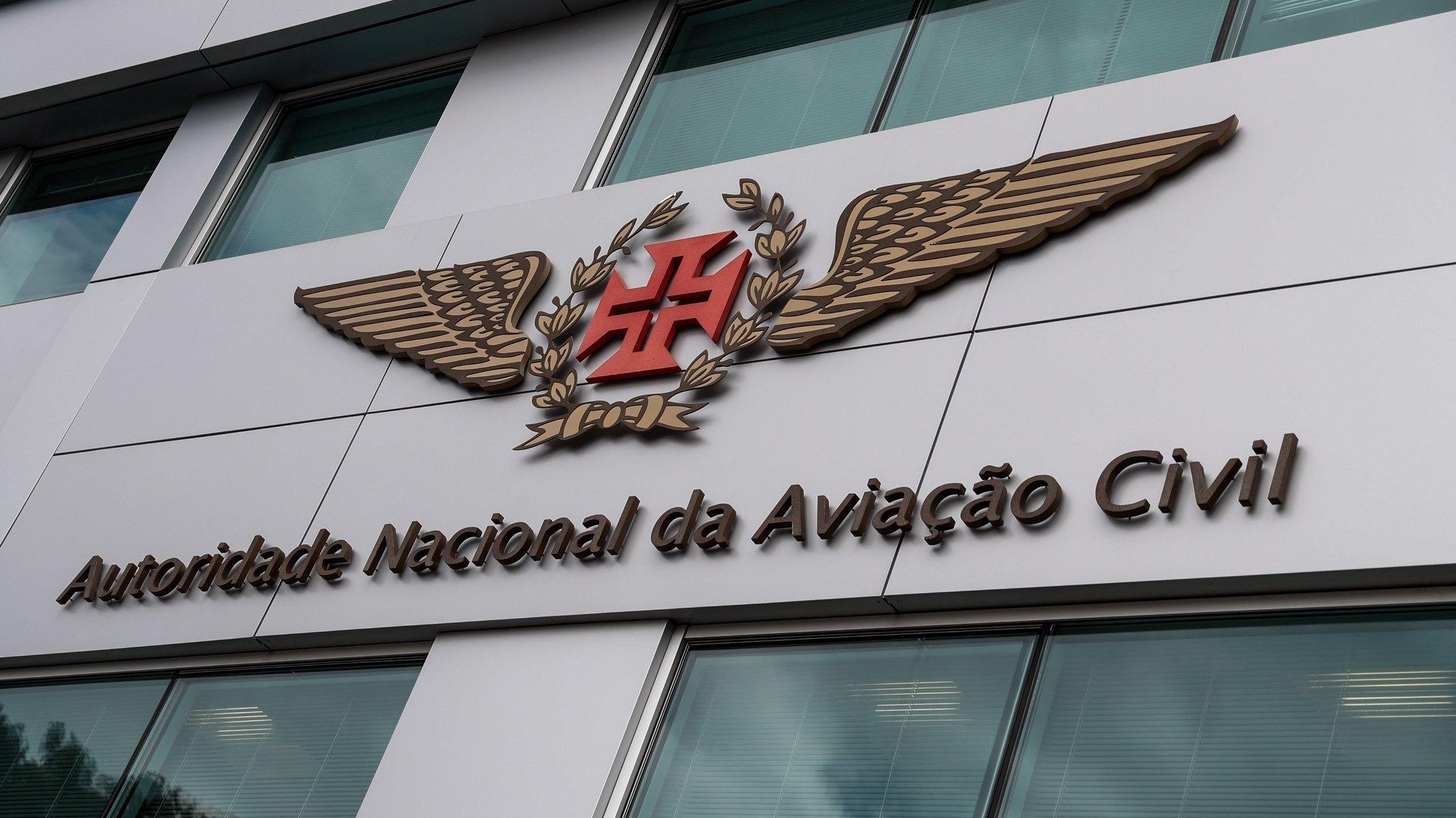 Edificio da Autoridade Nacional da Aviação Civil (ANAC), no aeroporto de Lisboa, 20 de fevereiro de 2020. ANTÓNIO COTRIM/LUSA