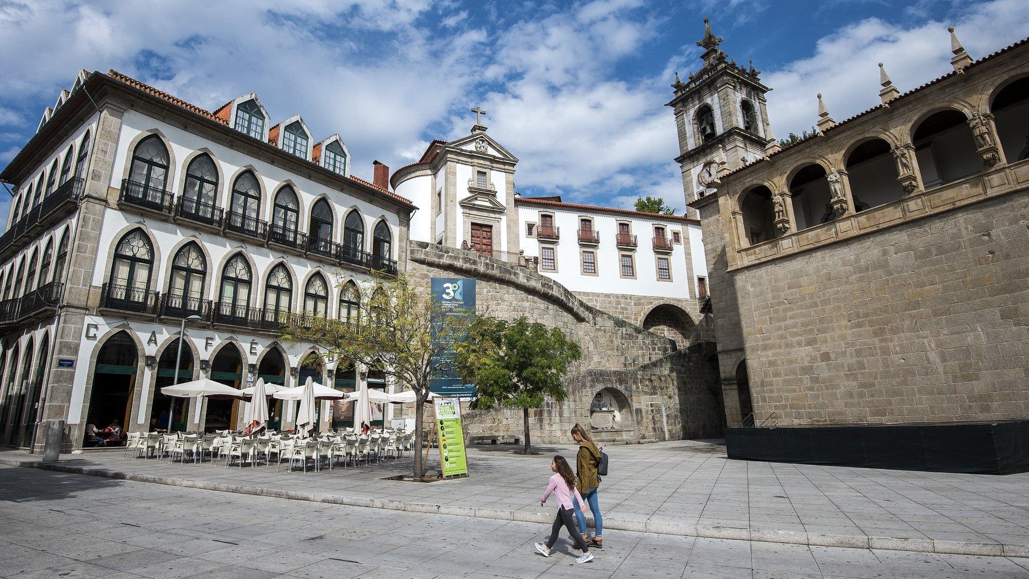 Igreja e Convento de São Gonçalo em Amarante, 28 de agosto de 2017. OCTÁVIO PASSOS/LUSA