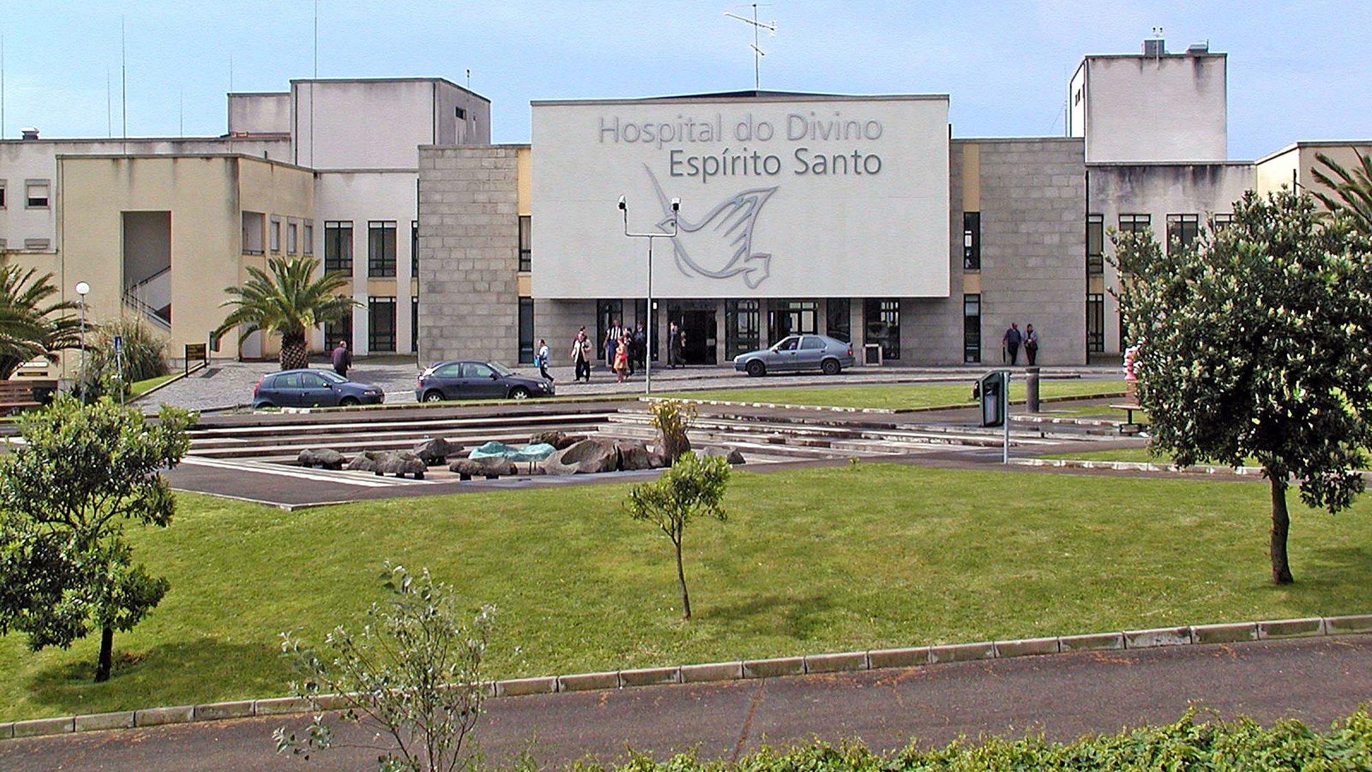 fachada do hospital divino espirito santo.foto eduardo costa