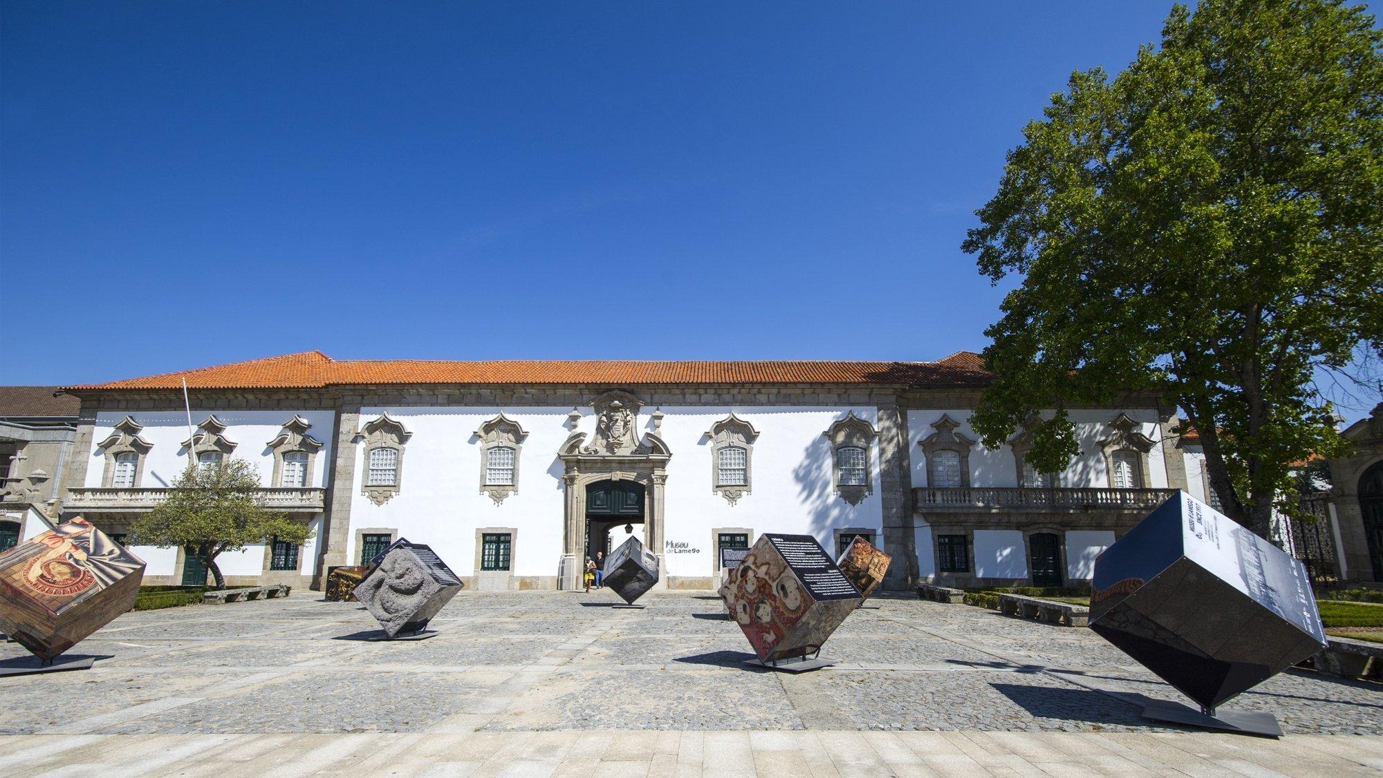 Museu de Lamego, 20 de setembro de 2017. OCTÁVIO PASSOS / LUSA