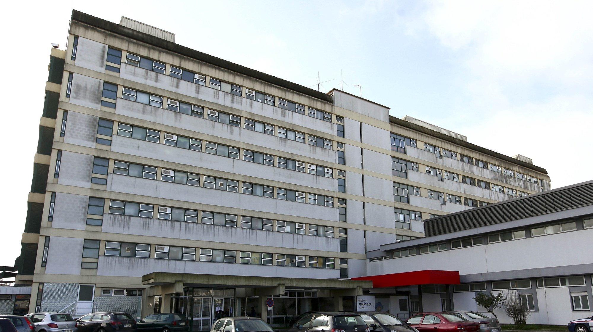 Hospital José Joaquim Fernandes em Beja,  1 de janeiro de 2013 NUNO VEIGA/LUSA