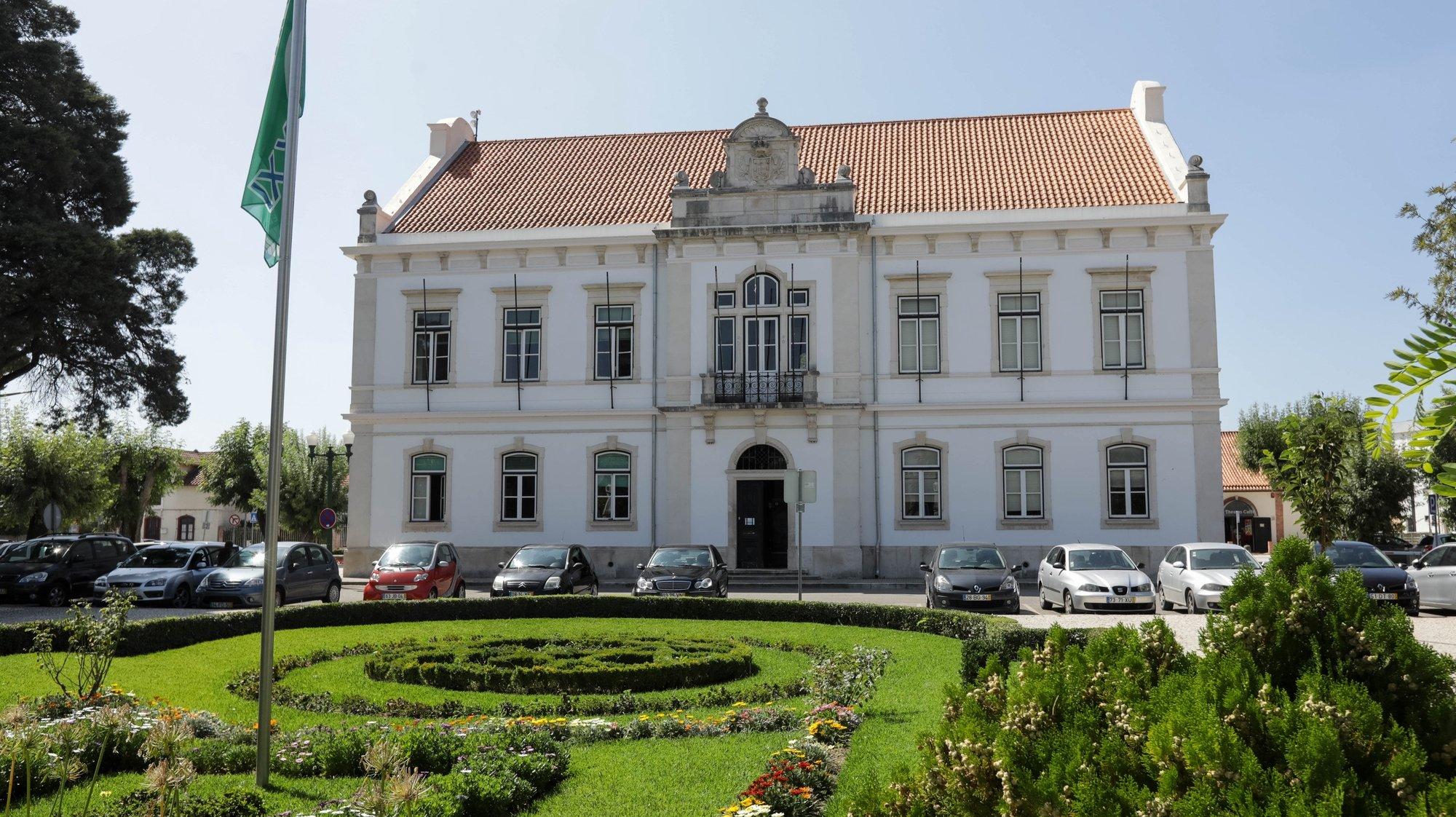 Edifício da Câmara Municipal de Mealhada, 31 de agosto de 2017. PAULO NOVAIS/LUSA