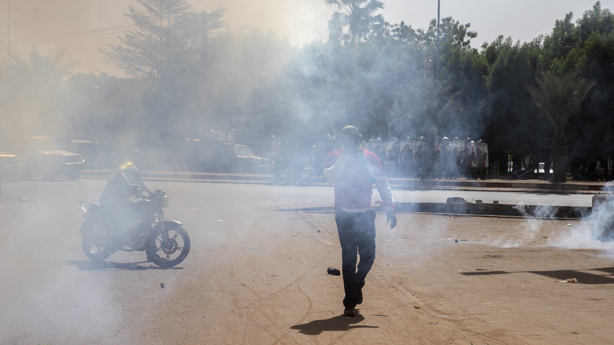 Tensões Mali