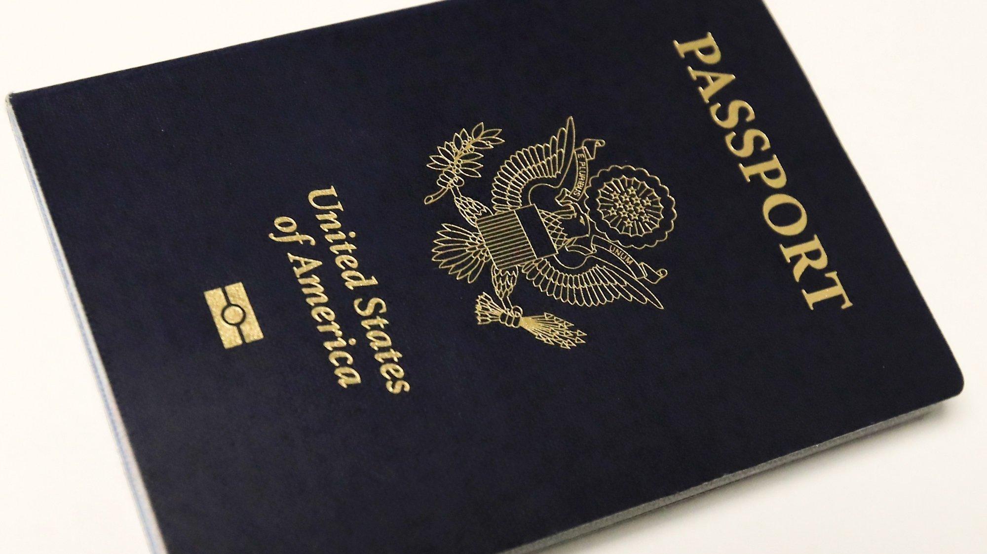 Passaporte dos Estados Unidos da América