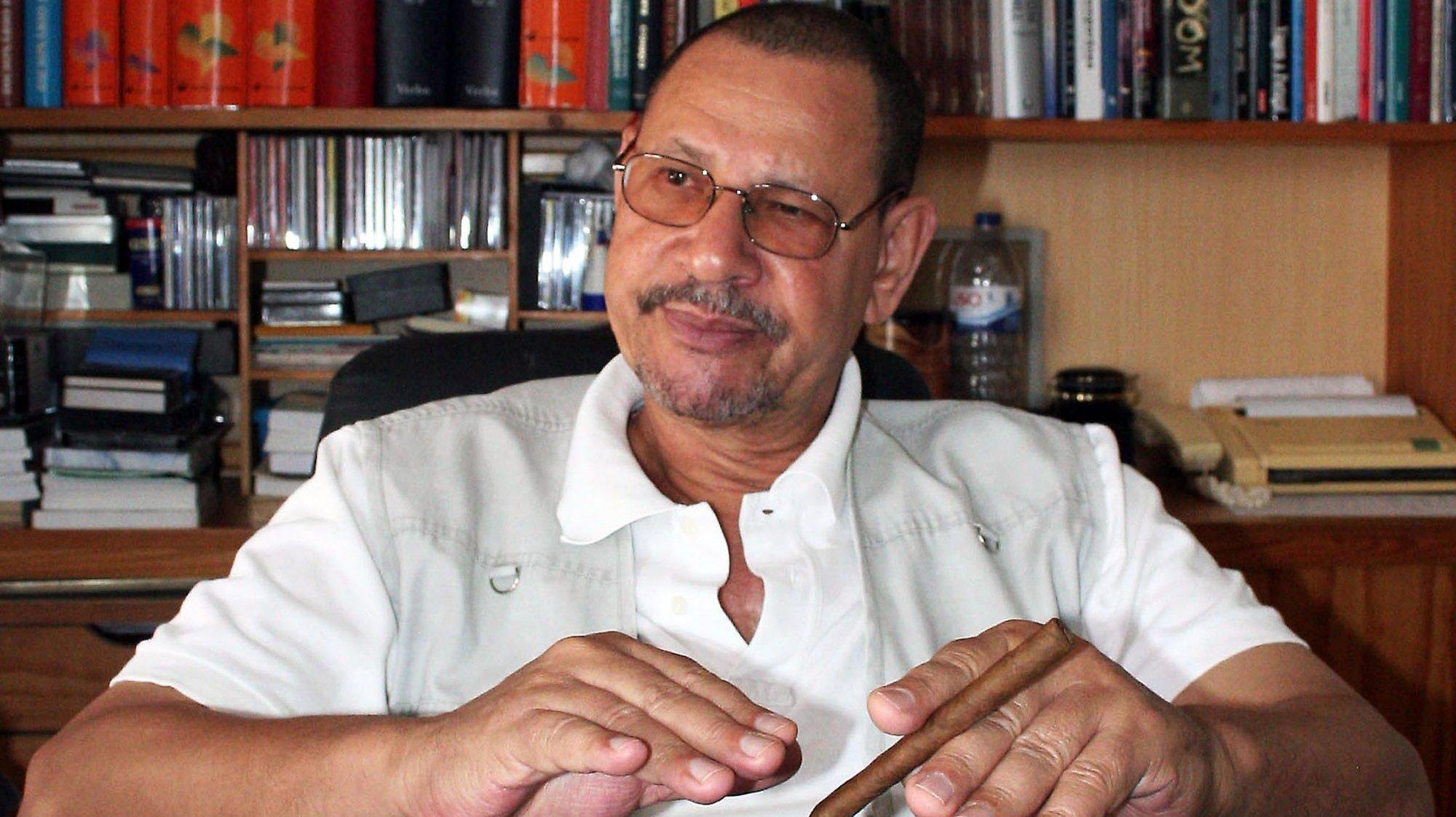 Escritor cabo-verdiano Germano Almeida