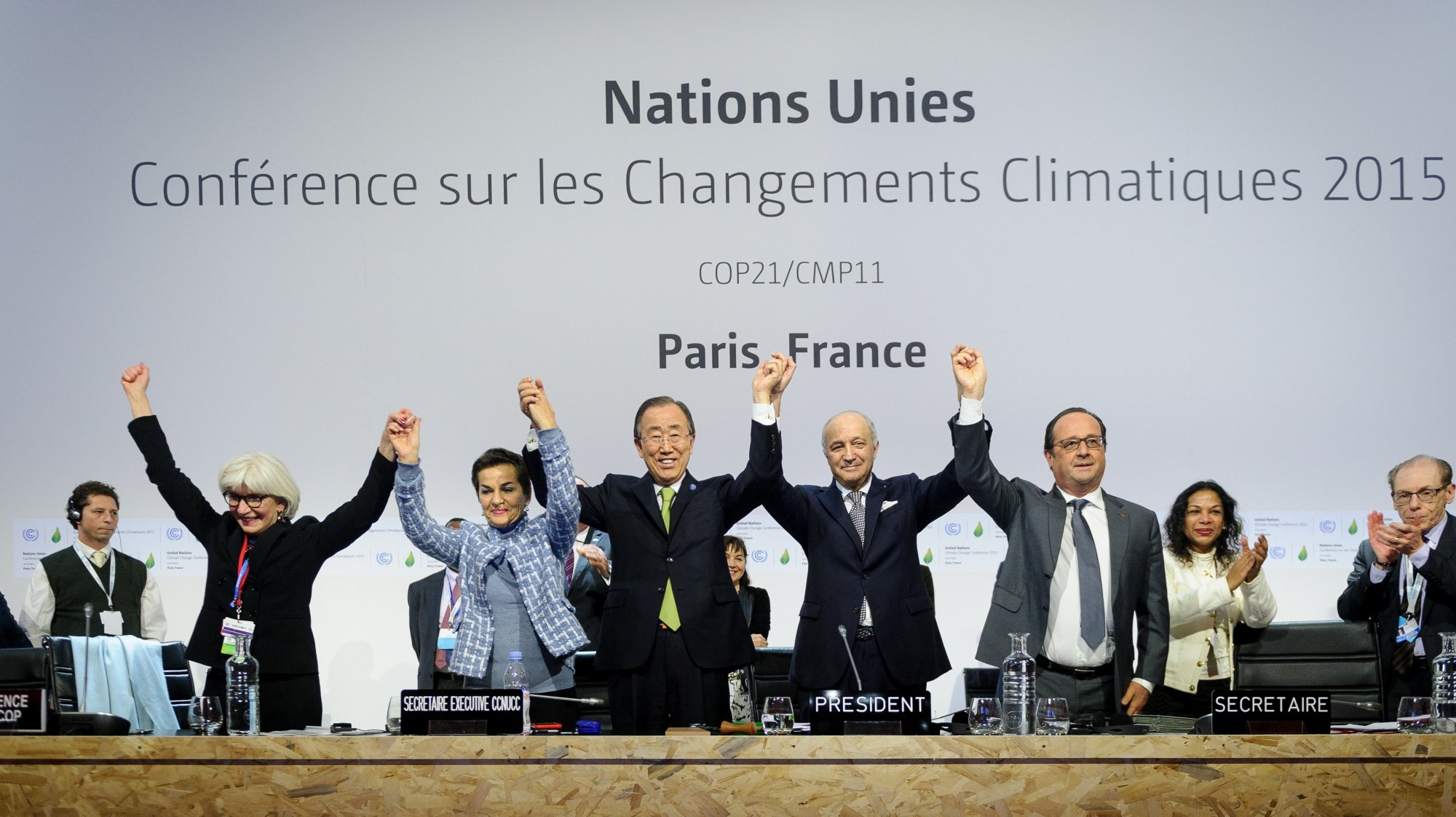 Cimeira do Clima em Paris