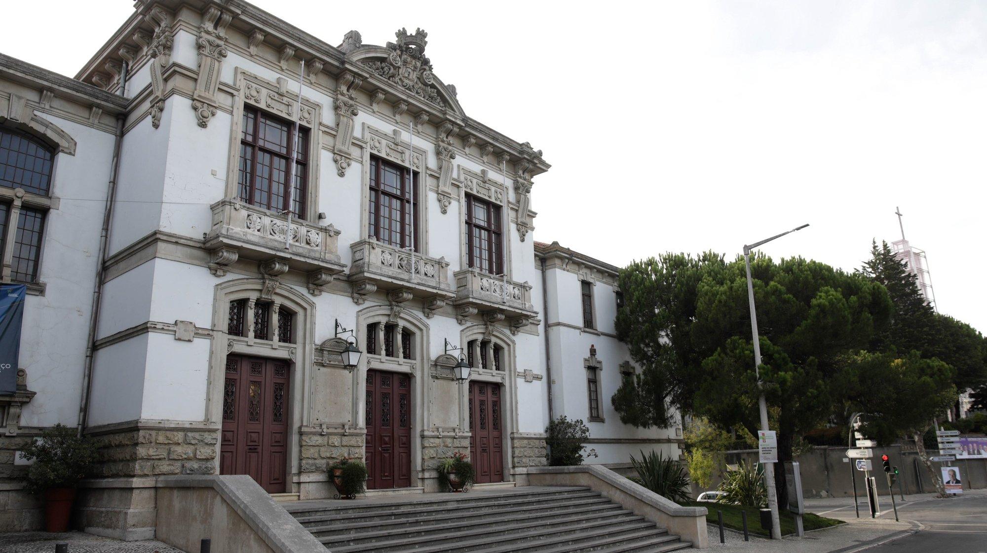 Edifício da Câmara Municipal de Leiria, 23 de setembro de 2017. PAULO CUNHA/LUSA
