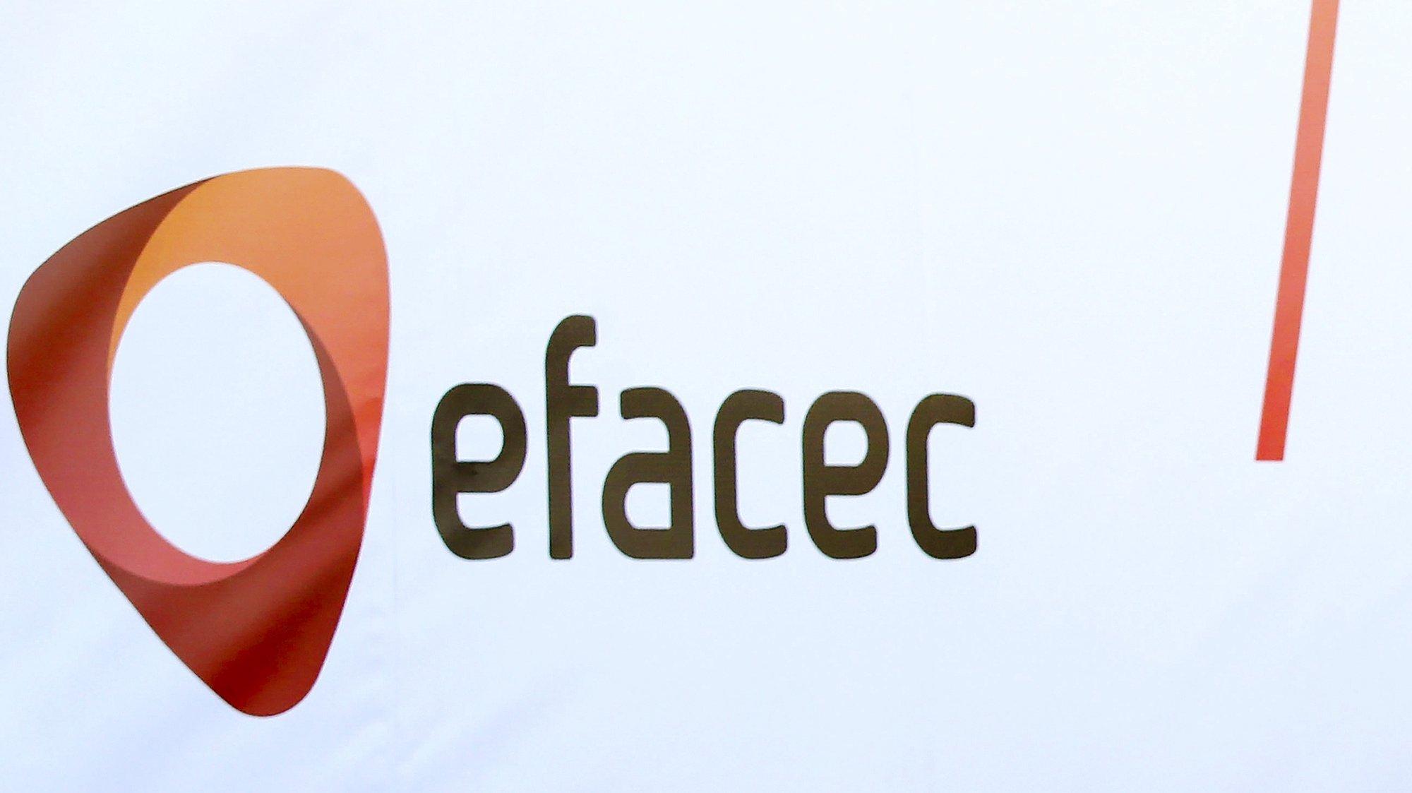 EFACEC, na Maia, 05 de fevereiro de 2018. MANUEL ARAÚJO/LUSA