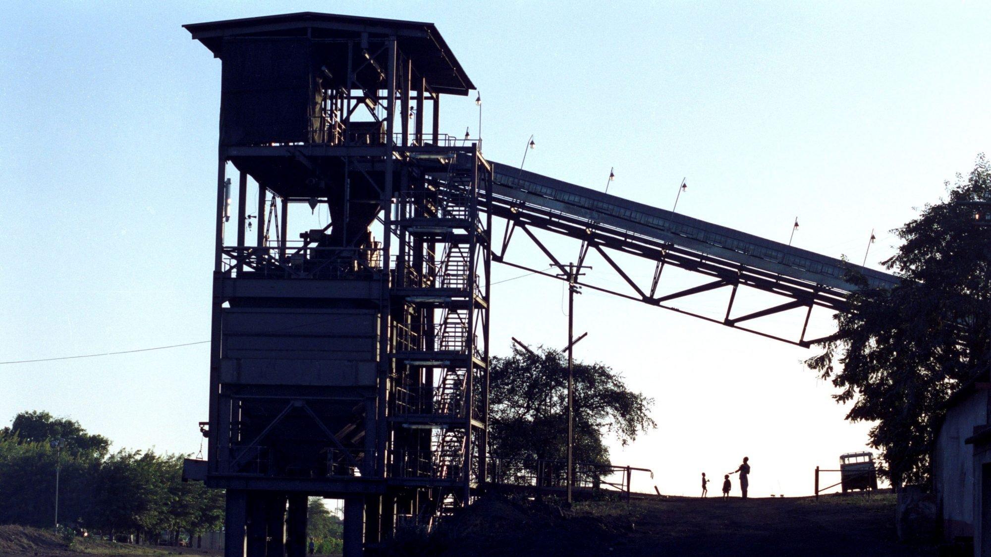 Moçambique - Minas de Moatize
