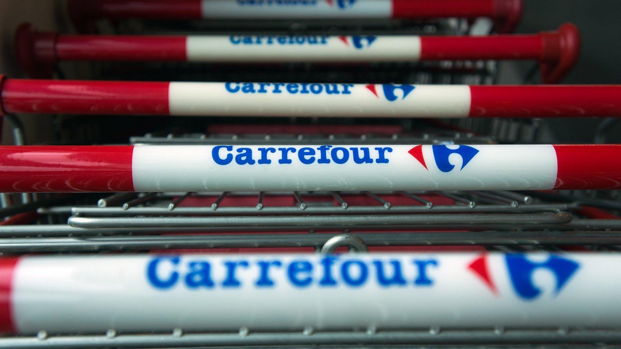 Cadeia de supermercados Carrefour