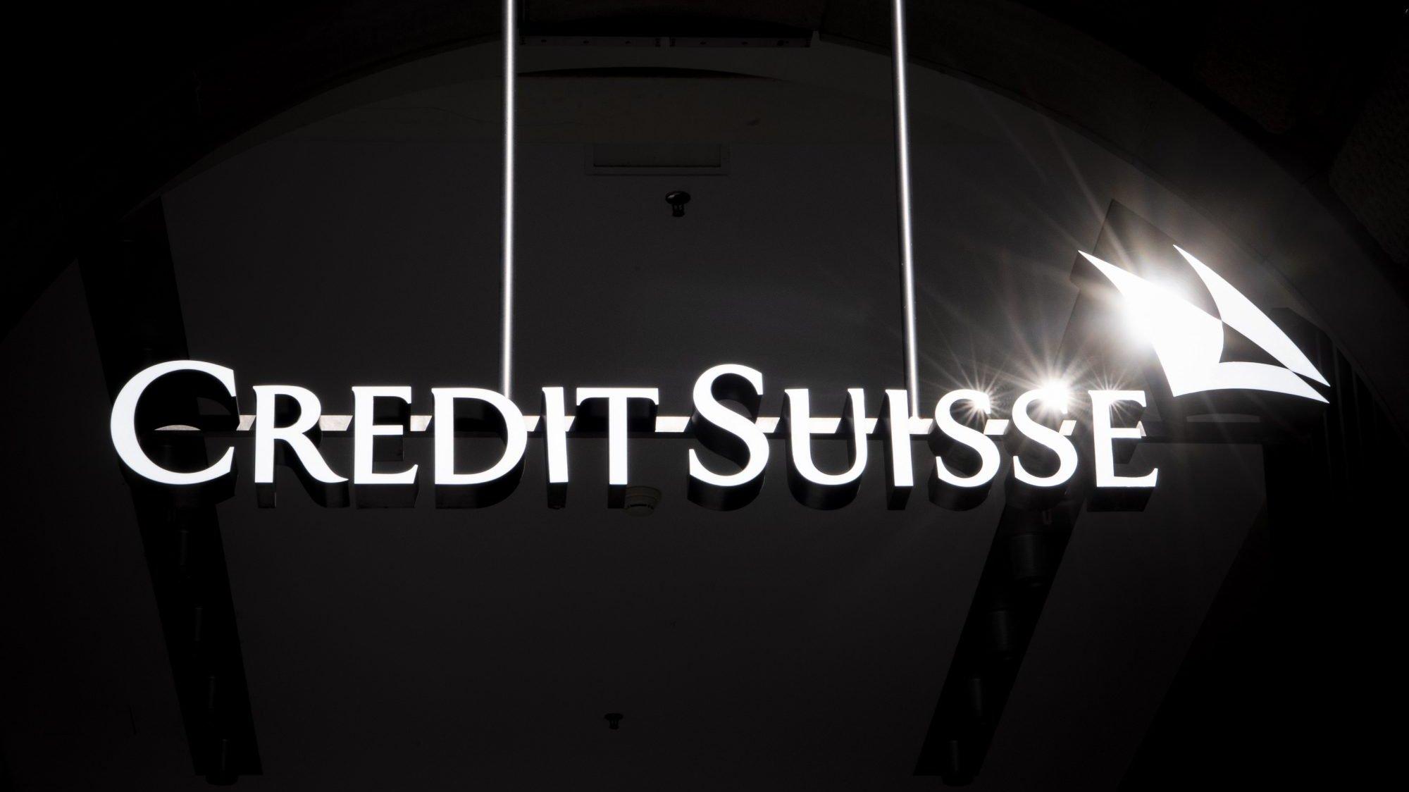 Logotipo da Credit Suisse