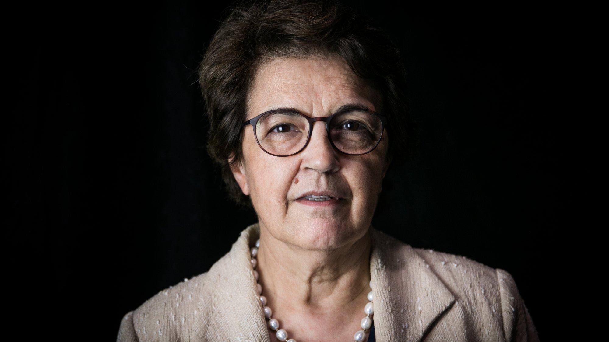 Ana Jorge, ex-ministra da saúde, presidente da cruz vermelha