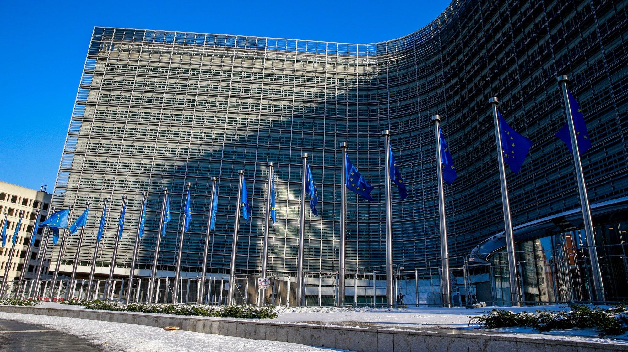 Comissão Europeia em Bruxelas, União Europeia