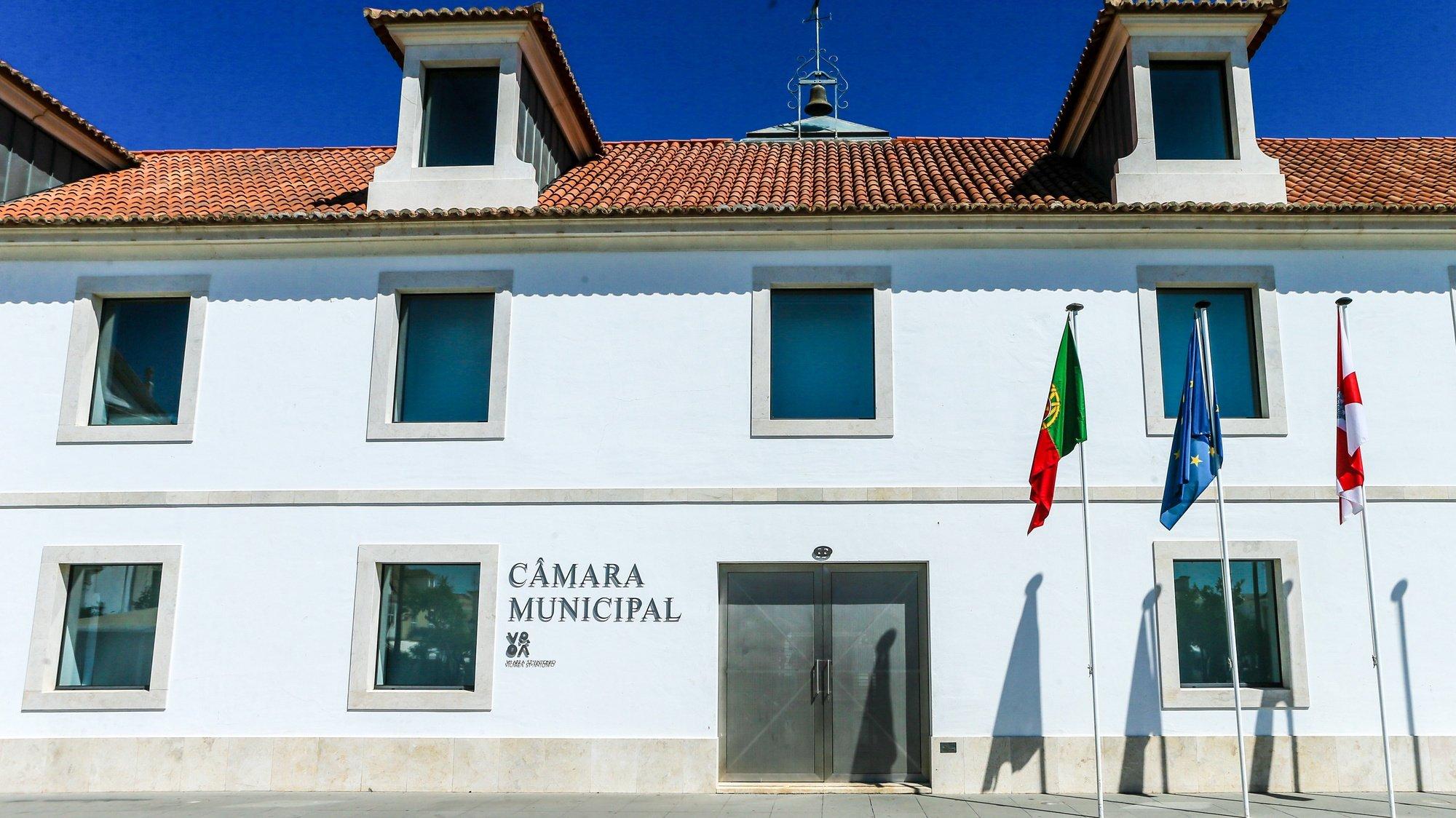 Edifício da Câmara Municipal de Vila Real de Santo António, 17 de setembro de 2017. LUÍS FORRA/LUSA