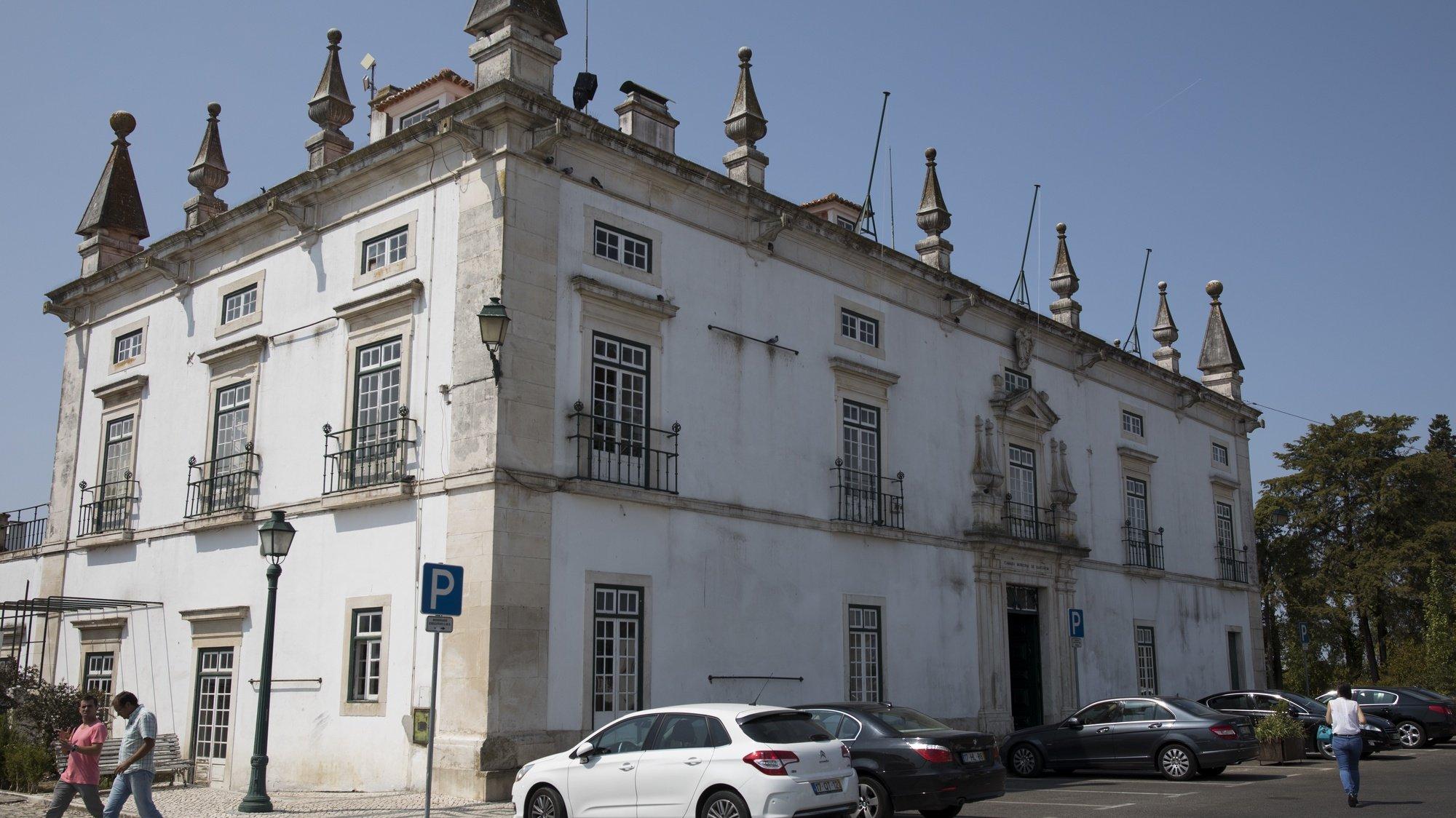 Edifício da Câmara Municipal de Santarém, 7 de setembro de 2017. PAULO CUNHA/LUSA