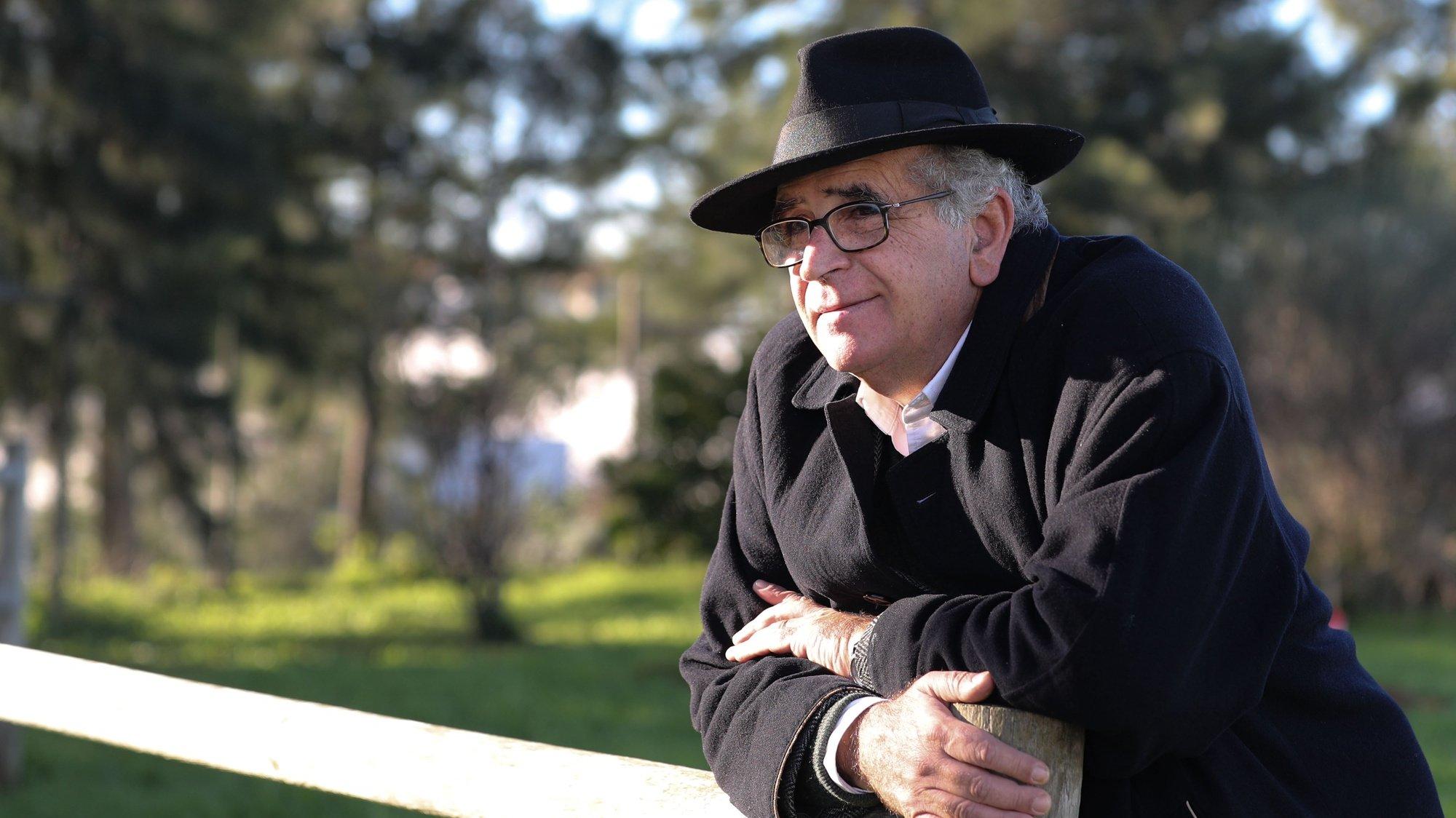 O vereador do Ambiente da Câmara Municipal de Lisboa, José Sá Fernandes, posa para a fotografia durante uma entrevista à agência Lusa, em Lisboa, 08 de janeiro de 2020. (ACOMPANHA TEXTO DO DIA 10 DE JANEIRO DE 2020) ANTÓNIO COTRIM/LUSA