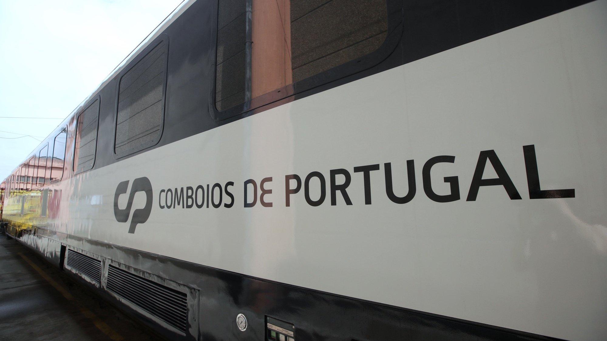 Parque Oficinal de Guifões onde foram construidas as novas carruagens ARCO adquiridas pela CP à RENFE, Matosinhos, 23 de julho de 2021. ESTELA SILVA/LUSA