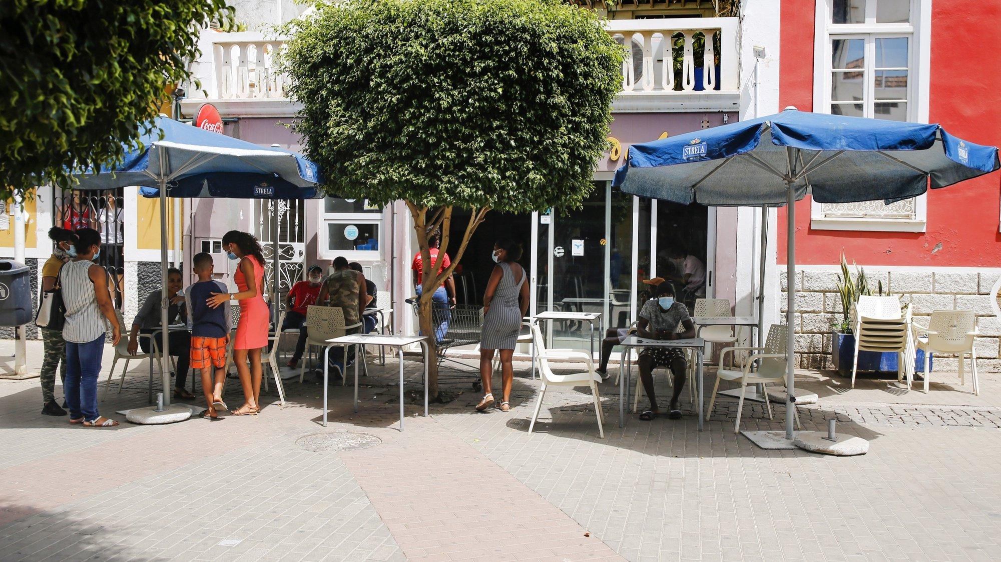 Negócios renascem na cidade da Praia