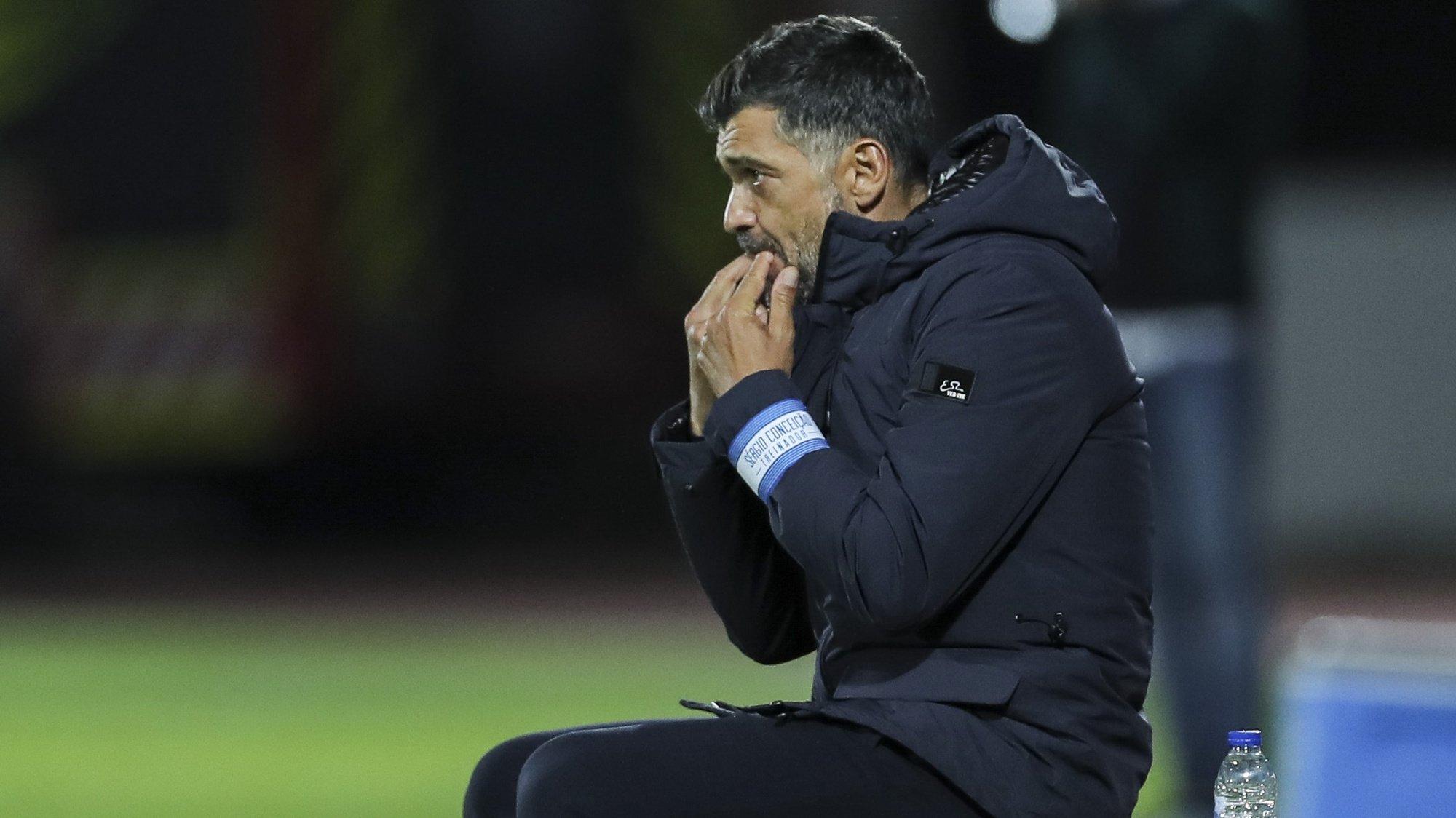 Sérgio Conceição, treinador do Futebol Clube do Porto