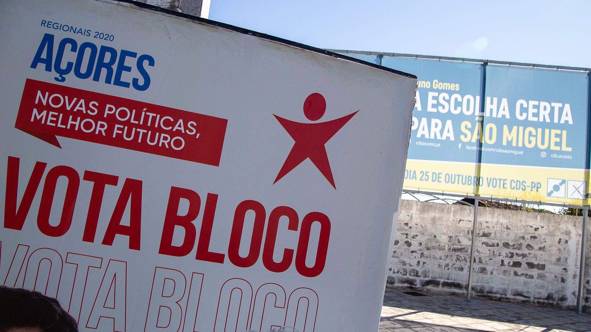 Cartaz BE/Açores