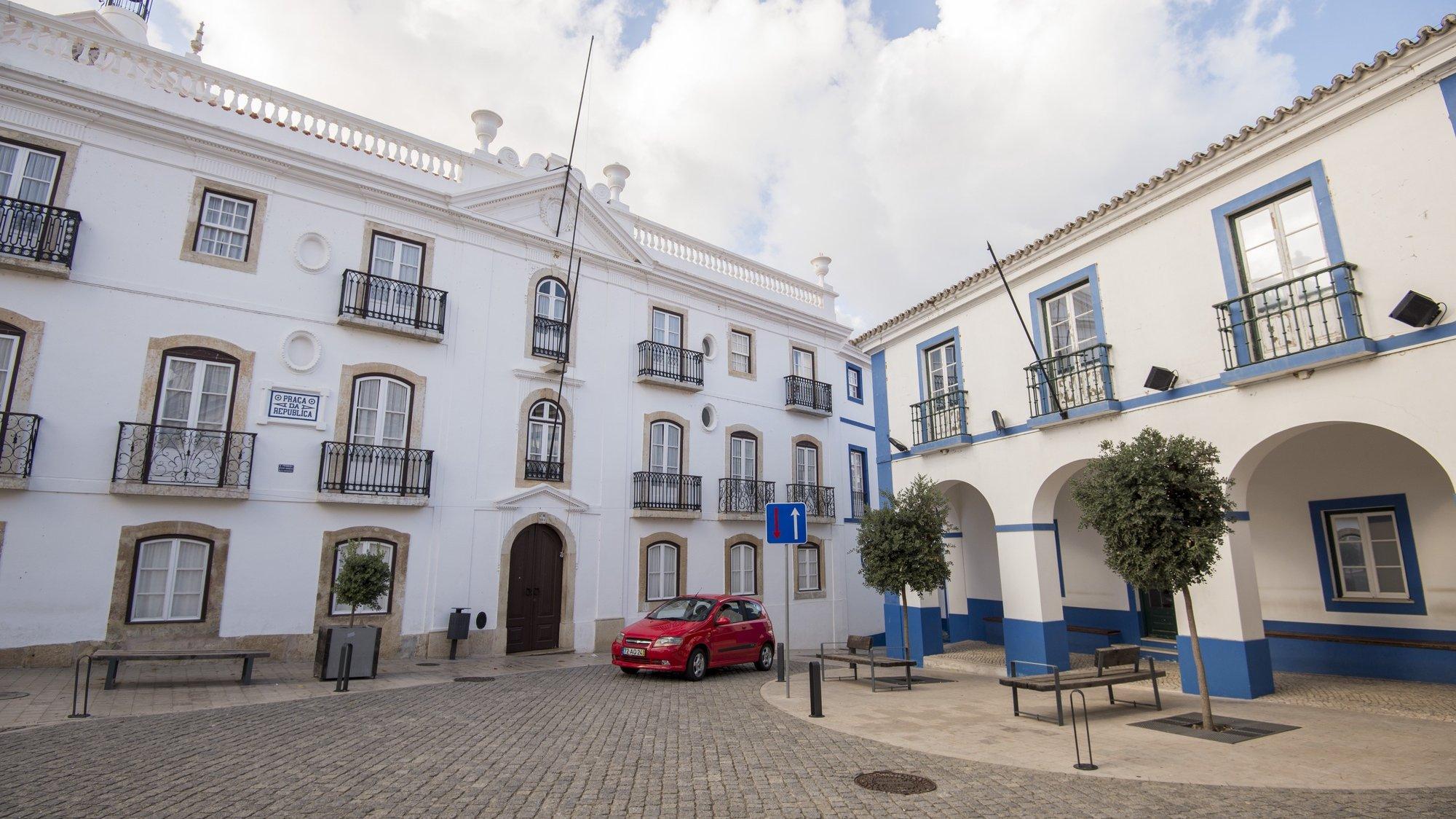 Edifício da Câmara Municipal de Odemira, Odemira, 4 de novembro de 2017. TIAGO CANHOTO/LUSA