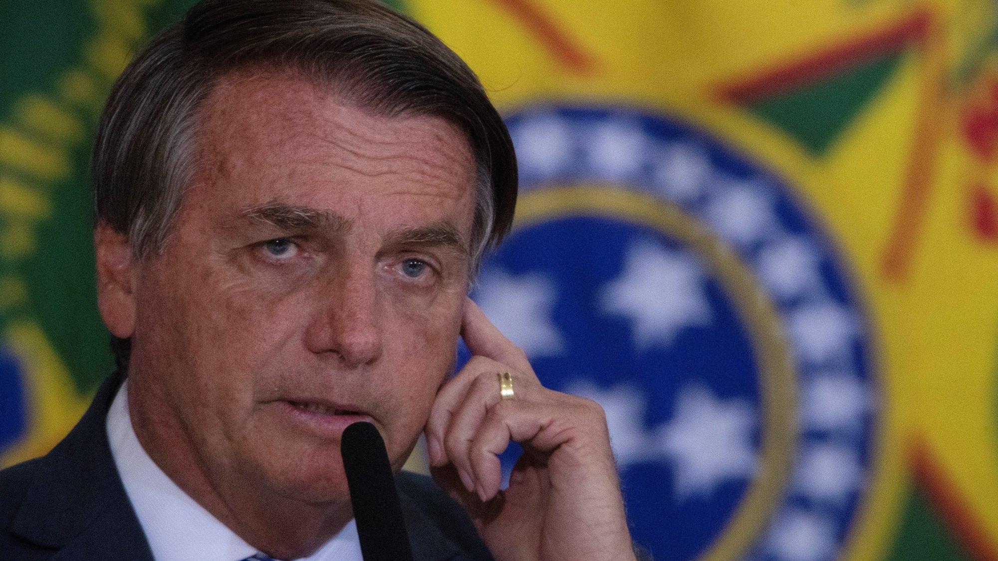 Presidente do Brasil, Jair Bolsonaro