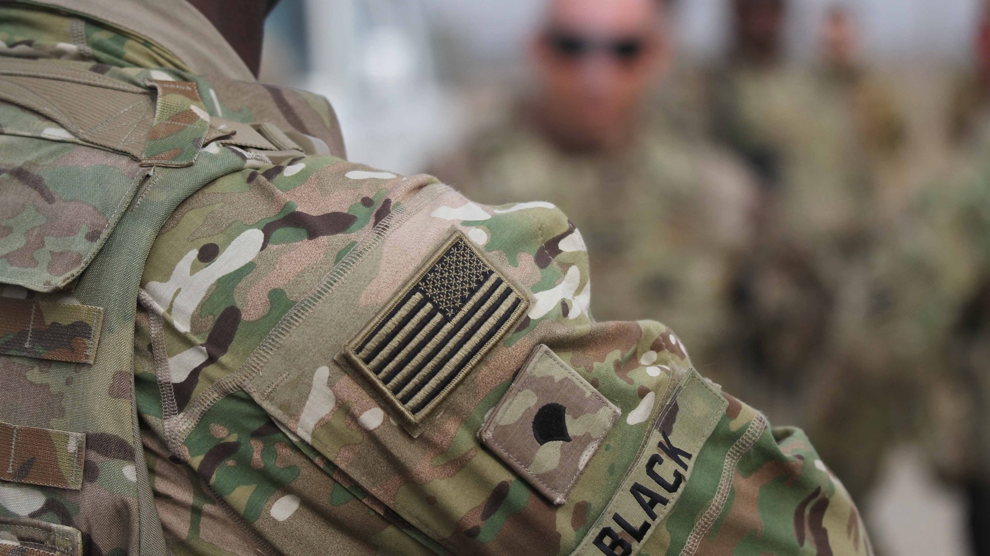 epa08827217 (FILE) - US soldiers attends a training session for Afghan Army soldiers in Herat, Afghanistan, 02 February 2019 (reissued 18 November 2020). Media reported that US President Donald J. Trump plans to withdraw 2,000 US troops in Afghanistan.  EPA/JALIL REZAYEE *** Local Caption *** 56187189