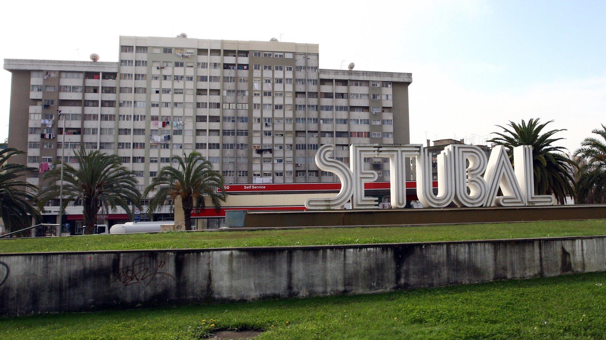 Cidade de Setubal .   MANUEL DE ALMEIDA / LUSA